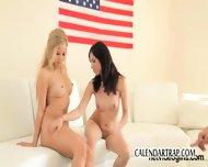 Amateur Lesbian Sluts - scene 9