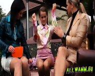 Elegant Babes Having A Jello Massaging Time - scene 10