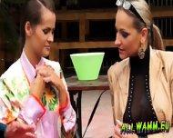 Elegant Babes Having A Jello Massaging Time - scene 11