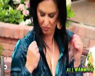 Elegant Babes Having A Jello Massaging Time - scene 12