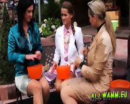 Elegant Babes Having A Jello Massaging Time - scene 7