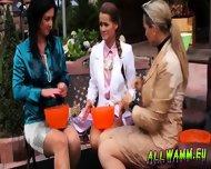 Elegant Babes Having A Jello Massaging Time - scene 7