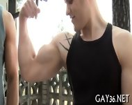 Two Gay Fellows Fuck Hard - scene 3