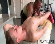 Getting Ass Filled At Massage - scene 10