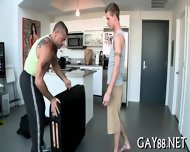 Getting Ass Filled At Massage - scene 3