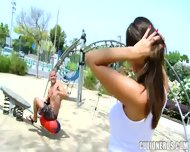 Sensual Jane (2)-the Swing - scene 3