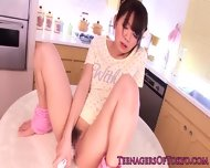 Stunning Asian Teen Gets Toyed In The Extreme - scene 6