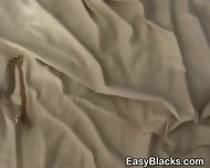 Wicked Hot Black Ex With Great Body Sucks Dick And Banged - scene 1