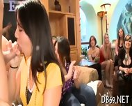 Lewd Pleasuring From Strippers - scene 5