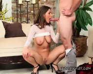 Molly Jane Gets Her Pussy Licked And Sucks Cock - scene 8