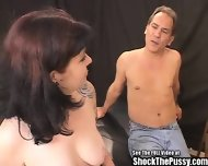 Horrid Tattoo Brunette Bondage Bitchfuck - scene 2