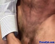 Gay Teacher Assfucked By School Trashman - scene 11