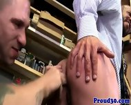 Gay Teacher Assfucked By School Trashman - scene 7
