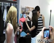 Mouth-watering Dorm Party - scene 3