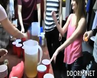 Mouth-watering Dorm Party - scene 4