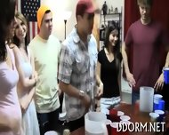 Mouth-watering Dorm Party - scene 6