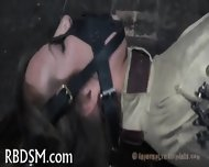 Taming A Sexy Pair Of Feet - scene 1