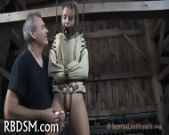 Taming A Sexy Pair Of Feet - scene 9