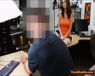 Busty Teen Jenny Gets A Taste Of The Pawnshop Owner Big Cock - scene 1
