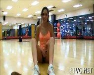 Babe Exposes Her Body - scene 8