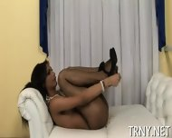 Ripe Tranny Gets Totally Used - scene 5