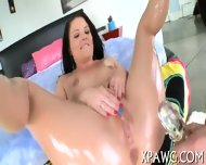 Deep Penetration In A Wet Cunt - scene 2