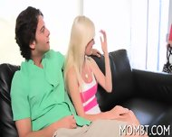 Sensational Blowjob During Threesome - scene 1