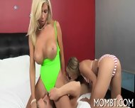 Delightsome Threesome Fornication - scene 3