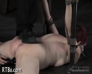 Hoisted Beauty Waits Lustily - scene 10