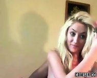 Amateur Deutsch Couple Fuck On Webcam 2 - scene 6