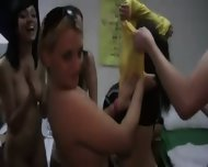College Horny Students Banging In Hall - scene 3