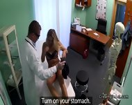 Perfect Ass Patient Banged By Doctor In Fake Hospital - scene 2
