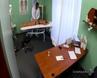 Perfect Ass Patient Banged By Doctor In Fake Hospital - scene 3