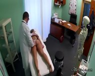 Perfect Ass Patient Banged By Doctor In Fake Hospital - scene 4