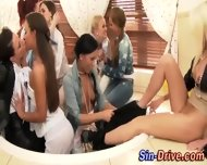Showering Lesbos Eat Out - scene 11