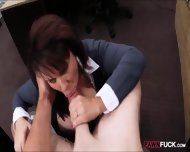 Busty Milf Pounded To Earn Exra Money For Her Husbands Bail - scene 6