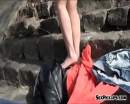 Czech Girl Kitty Rich Banged In Public In Exchange For Money - scene 10