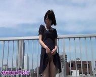 Japanese Sluts Show Pussy - scene 4