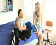 Bitchy Teen Fucks To Die For - scene 9