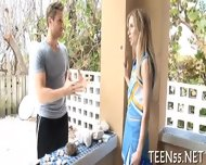 Bitchy Teen Fucks To Die For - scene 6