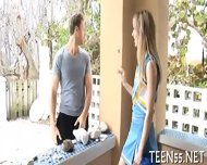 Bitchy Teen Fucks To Die For - scene 7