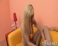 Teen Tries Her Biggest Dick Ever - scene 5