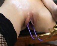 Pussy spread wide open - scene 11