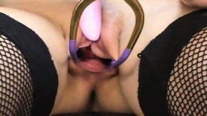 Pussy spread wide open - scene 6