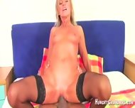 Beautiful Mature Babe Fucking - scene 1
