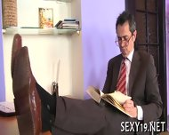 Hot Riding With Mature Teacher - scene 1