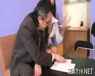 Hot Riding With Mature Teacher - scene 7