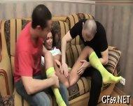 Robbing Babe Of Her Innocence - scene 3