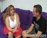 Black Dick For Fat Girl - scene 6