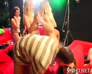Explicit And Brazen Group Pleasuring - scene 9